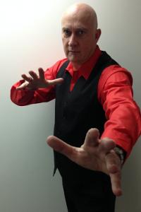 David J Allan The Hypnotist - fringe